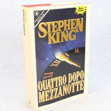 Stephen King QUATTRO DOPO MEZZANOTTE 1^ed.Sperling&Kupfer/Pandora 1991