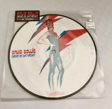 "David Bowie  Drive-In Saturday New 40th Anniversary 7"" Vinyl Disc"