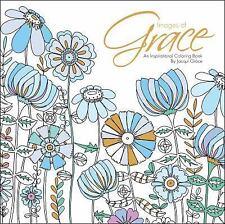 Images of Grace: An Inspirational Coloring Book, Grace, Jacqui