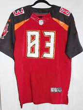 "Nike Tampa Bay Buccaneers #83 Vincent Jackson ""On Field"" NFL Jersey sz 40"