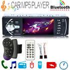 4.1'' HD BLUETOOTH AUTORADIO CAR STEREO RADIO AUDIO USB/AUX/TF / SD / MP3 MP5