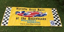 Wonderful Historic Road Rally Of The Kennebunks Maine Banner Sign