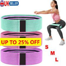Anti Slip Resistance Hip Exercise Training Elastic Bands Stretching Straps