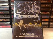 DOGORA RARE JAPANESE MONSTER SCI FI DVD '64 TOKYO SHOCK ISHIRO HONDA OOP