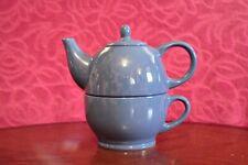 Porcelain Tea For One Set 2PC Teapot & Cup Tea