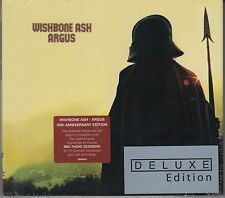 Wishbone Ash Argus, 2cd DELUXE EDITION NUOVO