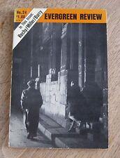 EVERGREEN REVIEW no. 24 1962 Grove Press - Henry Miller Paris Brassai Rechy