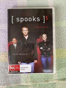 Spooks - TV Series Season 5, DVD R4