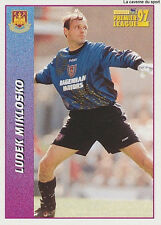 N°510 LUDEK MIKLOSKO WEST HAM UNITED PREMIER LEAGUE 1997 STICKER MERLIN  ENGLAND