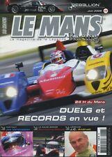 LE MANS RACING n°48 Juin 2008