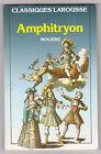 Amphitryon - Molière . Classiques Larousse+Dossiet explicatif et complémentaire
