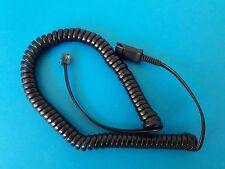 Plantronics U10 Direct Cable – coil