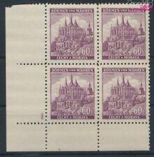 Bohemen en Moravië 27 met Nummerplaat postfris MNH 1939 Ruttenberg (9310343