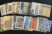 LOT OF (3) DIFFERENT Mint U.S. Sheets - All Never Hinged! MNH