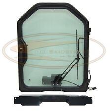 For Bobcat Front Door Kit G Series 751 753 763 Skid Steer Glass Window Cab