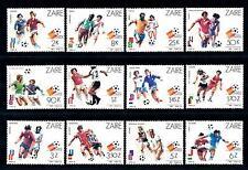 [59528] Congo Zaire 1982 World Cup Soccer Football Spain MNH