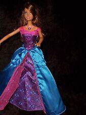 "Mattel Barbie the Diamond Castle Princess Alexa     ""HISPANIC SINGING DOLL"""