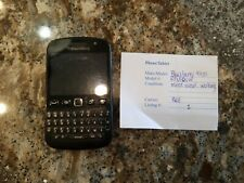 Blackberry Bold 9720 -- MN: RFU80UW -- Untested -- Listing #1