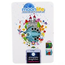 Moonlite Starter Pack Storybook Projector For Smartphones 2 Stories Fun Toys