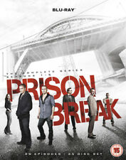 Prison Break: The Complete Series - Seasons 1-5 DVD (2017) Dominic Purcell