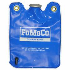 New 1962-64 Fairlane Washer Fluid Bag 63-64 Falcon Narrow Blue FoMoCo Block Ford