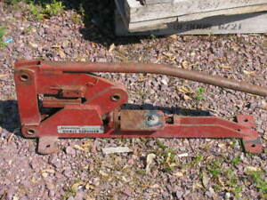 JOHNSON SICKLE SERVICER SECTION RIVET REPLACEMENT REPAIR TOOL COMBINE MOWER