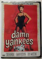 Damn Yankees / DVD / Tab Hunter, Gwen Verdon / Region 1 /Factory Sealed