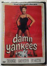 Damn Yankees / DVD / Tab Hunter, Gwen Verdon / Region 1 /Factory Sealed