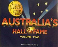 Aussie Gold Australia's Hall Of Fame Vol.2 (CD) Reader's Digest 2002 N/Mint