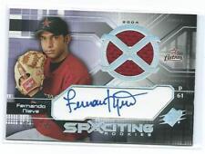 2004 SPX-Fernando Nieve Rookie autograph/jersey-Astros