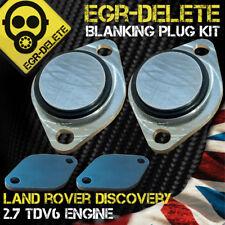 LAND ROVER DISCOVERY 3 2.7 TDV6 EGR DELETE / Blanking plate kit EGR Removal kit