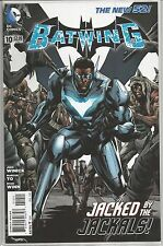 Batwing : DC Comic book #10 : The New 52 Collection