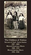 Fatima Children Prayer Card (wallet size)