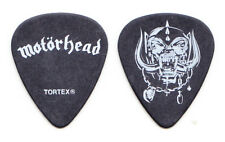 Motorhead Lemmy Kilmister Warpig Black Guitar Pick - 2012