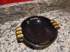 Vintage Guinness stout Beer Arklow Ashtray Ireland 8.5 inches Rare Man Cave