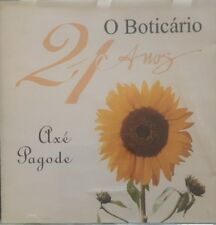 O Boticario-21 Anos-Axe E Pagote(CD)IMPORT-Various Asa De Aguia Olodum Chickete