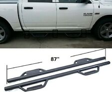 09-18 Dodge Ram 1500/2500/3500 Crew Cab Dropped Side Step Nerf Bar Running Board