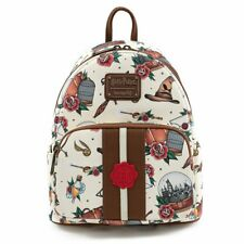 Loungefly x Harry Potter Relics Tattoo Envelope Mini Backpack