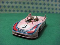 PORSCHE 908/3 3000cc. 1°Coppa Rosa ACI-ALA (TN) 1971 - 1/43 UAN Lorenzi 0103