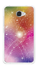 Cover Gel TPU Case Cover for Vodafone Smart Ultra 7 Drawing Abstract