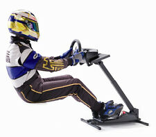Universal Pro Driving Simulator Stand for Gaming Wheel Only Stand IT IMPORT