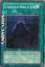 Il Castello di Nebbia di Shien ☻ Comune ☻ STON IT047 ☻ YUGIOH ANDYCARDS