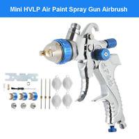 Professional Mini 1.4/1.7/2.0mm Spray Gun Airbrush For Car Furniture Aerograph