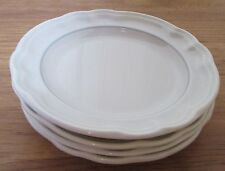 Pfaltzgraff Poetry Salad Plates   Set of 4   Made in the USA