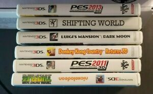 Nintendo 3DS Games Pick & Choose All Complete (May 15 Updated)
