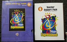 Music Expressions - Teachers Curriculum Package, Grade 5 - Warner Brothers