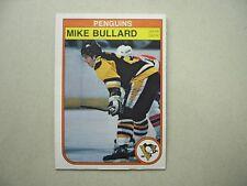 1982/83 O-PEE-CHEE NHL HOCKEY CARD #264 MIKE BULLARD ROOKIE NM SHARP!! 82/83 OPC