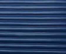 "VINYL SUPREME PACIFIC BLUE MARINE PLEATED VINYL AUTO UPHOLSTERY FABRIC BTY 54""W"
