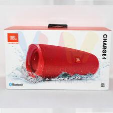 JBL JBLCHARGE4REDAM Charge 4 Waterproof Bluetooth Wireless Speaker | Red