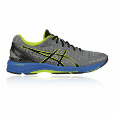 Scarpe sportive da uomo grigi marca ASICS gomma